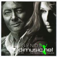 Chris Norman - Celine Dion -- Legends (2008) 5CD