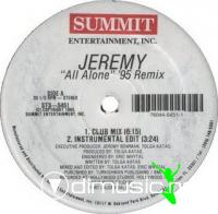 Jeremy - All Alone '95 Remix [12'' Vinyl 1995]