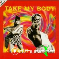 K.Mono - Take My Body [Maxi CD Promo-1995]
