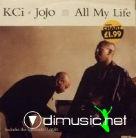 K-Ci & JoJo - All My Life [Maxi-Single 1998]