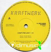 Kraftwerk - Computer Love & The Model [12'' Vinyl 1981]