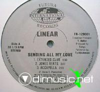 Linear - Sending All My Love [12'' Vinyl 1989]