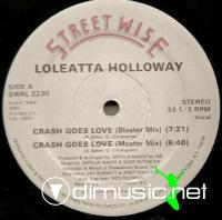 Loleatta Holloway - Crash Goes Love [12'' Vinyl 1984]