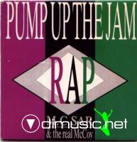 M.C. Sar & The Real McCoy - Pump Up The Jam Rap [12'' Vinyl 1989]