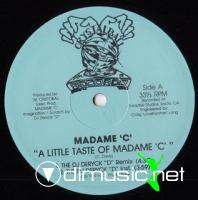 Madame C - A Little Taste Of Madame C [12'' Vinyl 1989]
