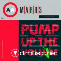 MARRS - Pump Up The Volume [Maxi-Single 1990]