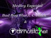 Medley - Bad Boy Blue,C C Catch & Modern Talking