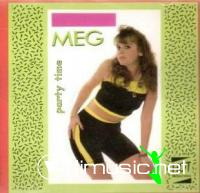 Meg - Party Time [12'' Vinyl Musicworks Records 1991]
