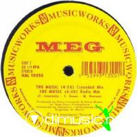 Meg - The Music [12'' Vinyl 1993]