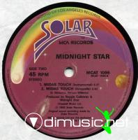 Midnight Star - Midas Touch [12'' Vinyl 1986]