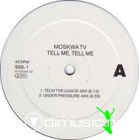 Moskwa TV - Tell Me,Tell Me [12'' Vinyl 1991]