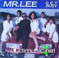 Mr.Lee - Get Busy [12'' Vinyl Jive 1989]