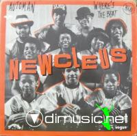 Newcleus - Automan & Where's The Beat [12'' Vinyl 1984]