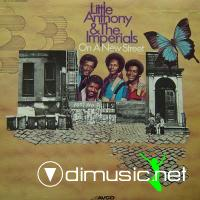 Little Anthony & The Imperials - On A New Street  1973