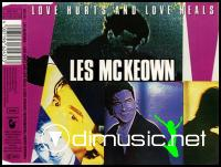 Les McKeown - Love Hurts And Love Heals [1989]FLAC