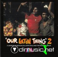 Fania all Stars - Our Latin Thing 2 (1972)