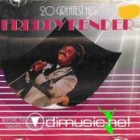 Freddy Fender - 20 Greatest Hits