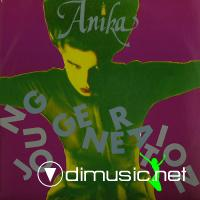 Anika - Young Generation  - Single - 12'' - 1989