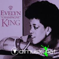 "EVELYN ""CHAMPAGNE"" KING - All his best"