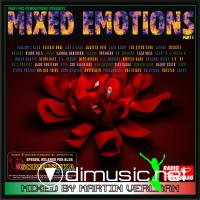 DJ Martin Verlaan - Mixed Emotions Megamix volume 01 & volume 02