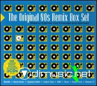 The Original 80's Remix Box Set 3CD's