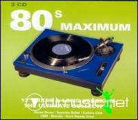 VA-80s Maximum-3CD