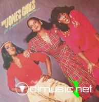 Jones Girls, The - Get As Much Love As You Can 1981