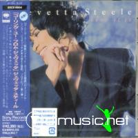 Jevetta Steele Here It Is -  CD -  Japan  Import 1993