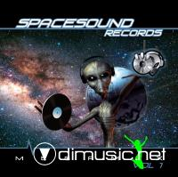 Various - Spacesound Records Megamix Vol. 1