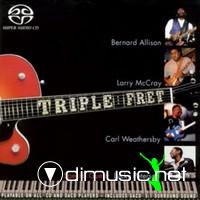 Bernard Allison-Triple Fret (2005)
