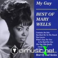 MARY WELLS  Best Of Mary Wells (i'm a lady 83