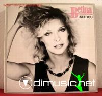Betina - I See You (Vinyl, LP, Album) 1984