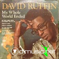 David Ruffin - My Whole World