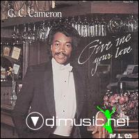 G.C CAMERON  - Give Me Your Love 1983