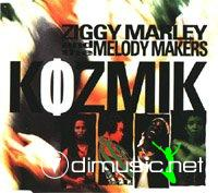 Ziggy Marley & The Melody Makers-1991-Kozmik [Maxi Cd]