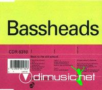 Bassheads-1992-Back to the old school [Maxi Cd]