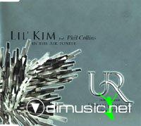 Lil Kim feat. Phil Collins-2001-In the air tonite [Maxi Cd Promo]