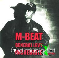 M-Beat feat. General Levy-1994-Incredible [7inch]