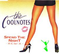 The Coolnotes-1990-Spend the night [Maxi Cd]