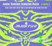 Junior Sanchez featuring Dajae-1999-B with U