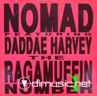 Nomad feat. Daddae Harvey-1989-The ragamuffin number [12 inch]