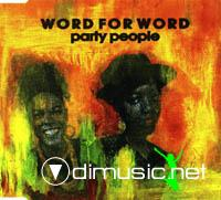 Word For Word-1991-Party people