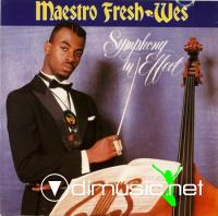 Maestro Fresh Wes - Symphony In Effect - 1989