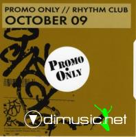 Promo Only Rhythm Club October (2009)