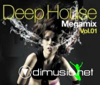 Deep House Megamix Vol.01 (2009)