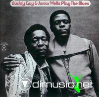 Buddy Guy & Junior Wells - Play the Blues (1972)