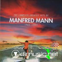 Manfred Mann - The Complete Greatest Hits