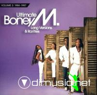 Boney M - Long Versions & Rarities Vol.3 (1984 - 1987)