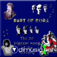 BEST OF ROCK - The 50 biggest song of the history