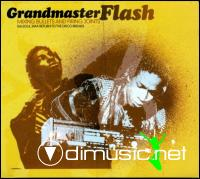 Grandmaster Flash - Mixing Bullets and Firing Joints